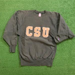 Vintage CSU Colorado State Rams Champion Reverse